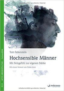 Buchcover Hochsensible Männer