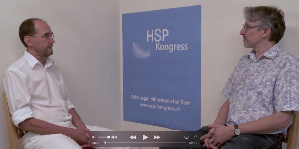 Video vom Interview Georg Parlow
