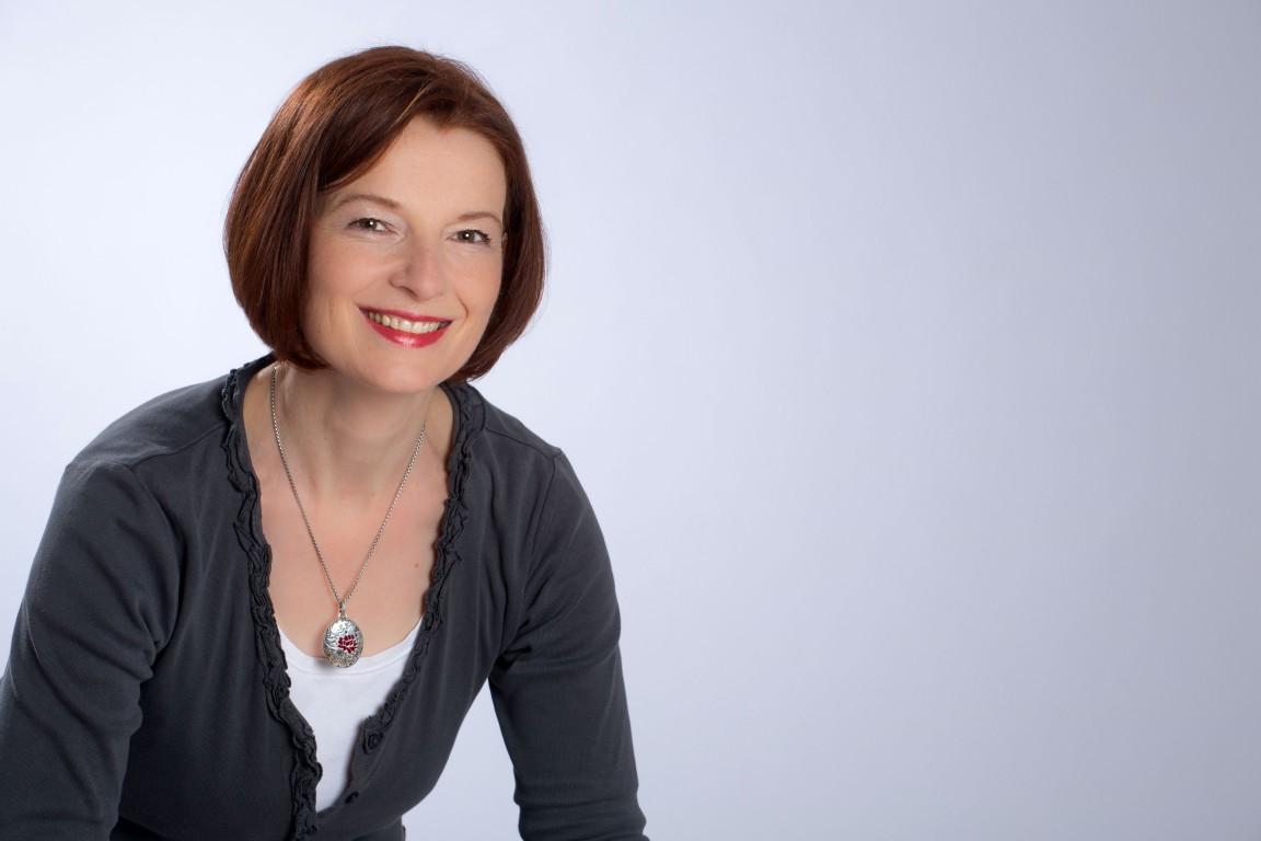 Kinderbuchautorin Stefanie Kirschbaum