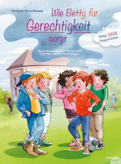 Cover Betty Kinderbuch